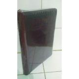 Biblia Letra Gigante Y Vino Tinto Con Su Estuche Y Cierre