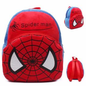Mochilas Spiderman Hombre Araña Niños Pequeños Y Bebés
