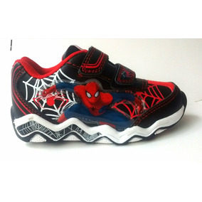Zapatillas Spiderman Mundo Moda Kids