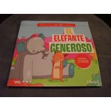 El Elefante Generoso C.para Niños