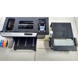 Impressora Hp Pro 8000 Com Buck + Bandeja Imprimir Dvd Cd
