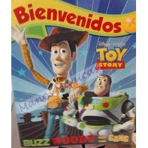 Cotillon Toy Story Disney Combo 20 Chicos Infantil