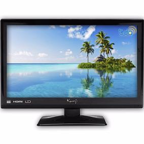 Tv Led 24 Kanji + Monitor Full Hd Tda Usb