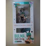 Bulma Bunny Girl Conejita Dragon Ball Gals Figura Sexy Goku
