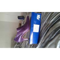 Zapatos Con Cierre Ash