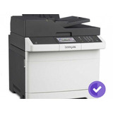 Impresora Lexmark Laser Color Multifuncion Cx417de
