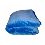 Cobija Termica Matrimonial Cobertor Ultrasuave Azul Claro