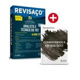 Revisaco - Analista E Tecnico Trt - 4095 Questoes 6 Ed 2018
