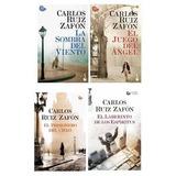 Saga El Cementerio De Los Libros Olvidado Ruiz Zafón Digital