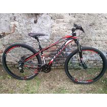 Bicicleta Mtb Look R 29 Disco 24 Vel No Venzo Vairo Raleigh