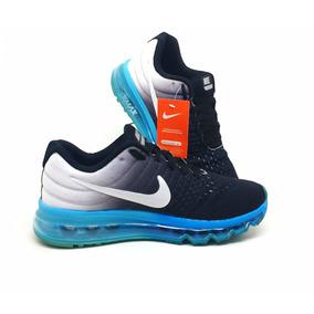 Tenis Masculino Nike Air Max Bolha Confortavel Varias Cores