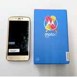 Motorola Moto C Plus (xt-1725) 4g - Libre Nuevo Original