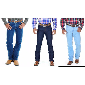 Kit 03 Calças Jeans Masculina Horseman Country Rodeio Tradic