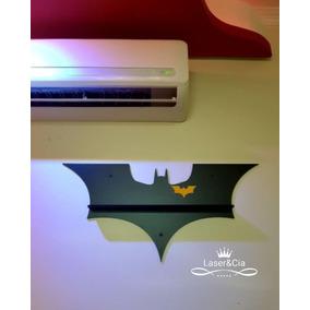 Prateleira Batman Nicho Mdf 6mm Corte À Laser.. Série Heróis