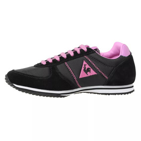 Zapatillas Niña Le Coq Sportif Bolivar Ps Black Pink
