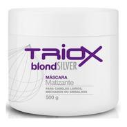 Máscara Silver 500g Blond Cromatização Matizador Capilar