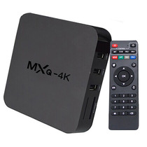 Tv Box Mxq 4k Android 6 Convierte Tu Tv En Smart - Youtube