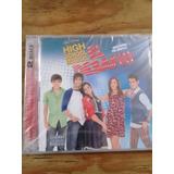 High School Musical El Desafio Cd+dvd Nuevo