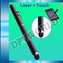 Lapiz Optico Puntero Laser Linterna Ipad Iphone Galaxy Tab