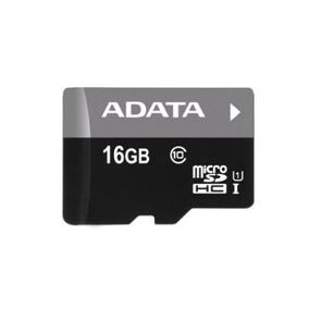 Memoria Micro Sd Adata Pemier Pro Uhs-i U1, 16 Gb, 30 Mb/s