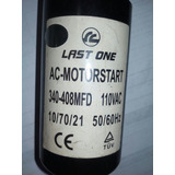 Capacitador Arranque 110vac 340-408mfd Original