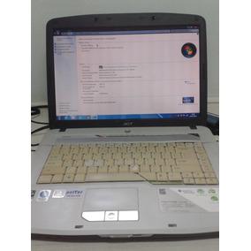 Notebook Acer Aspire 5520 5908 Com Defeito Na Bga