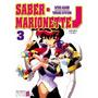 Saber Marionette J 3 Kotoyoshi / Akahori Ivrea Random Comics