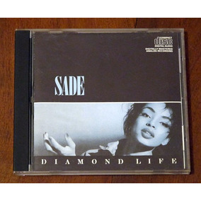 Sade Diamond Life Cd Importado