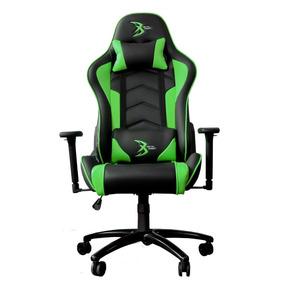 Silla Gamer Digital Design Kw-g02sbg Legend Verde