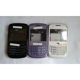 Carcasa Blackberry Curve 8520 Completa,nueva