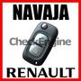 Llave Navaja Renault 9 18 19 21 Clio Twingo Express Megane