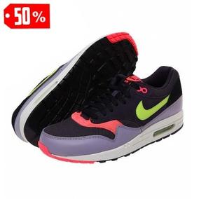 Oferta Tenis Nike Air Max 1 Nuevos Sh+