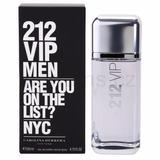 Perfume 212 Vip Men Carolina Herrera Hombre X 200 Ml