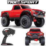 Carro Traxxas 82024-4 Escala 1/10 4x4 Crawler Rc