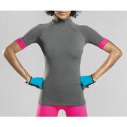 Camisa De Ciclismo Lupo Cycle Feminina