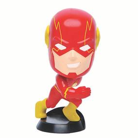 Boneco Big Head The Flash Liga Da Justiça