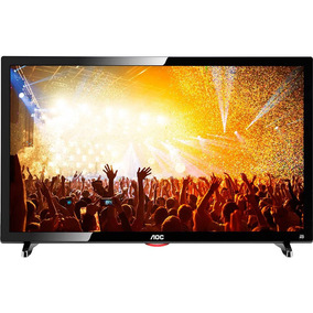 Tv Led 24 Hd Aoc Le24d1461 Conv. Digital Integ, 2hdmi, 1usb