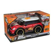 Carrinho Com Luzes Road Rippers Dancing Car  Vermelho Dtc