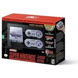 Snes Mini Nintendo Super Nes Classic Consola 100% Original