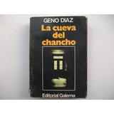 La Cueva Del Chancho - Geno Díaz - Editorial Galerna