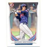 Barajita Anthony Santander Indians Bowman 2014 # Bp67