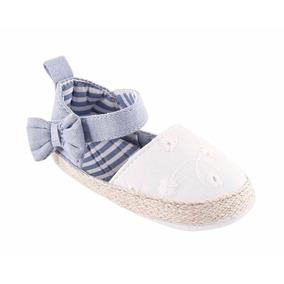 Sandalias Para Bebé Niña Alpargatas Con Lazo Luvable Friends