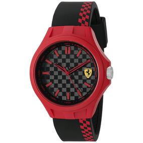 Ferrari Reloj Hombre Quartz Multi Color Casual Modelo:083032