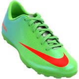 Chuteira Society Nike Mercurial Victory 4 Tf Junior 1magnus