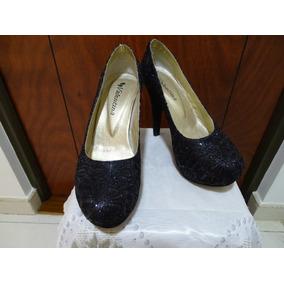 Zapatos De Tacón Elegantes Talla 37