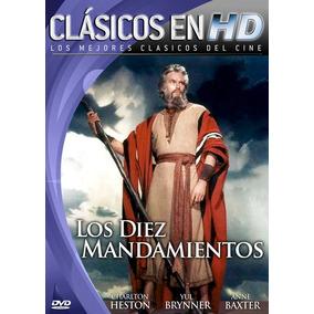Los Diez Mandamientos - Dvd Nuevo Y Original!