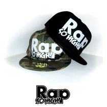 Gorra Rap So High, Hip Hop, Rap,