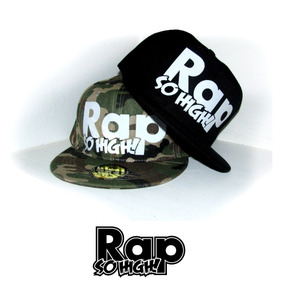 Gorra Rap So High, Hip Hop, Rap,