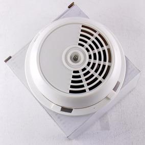 Detector Sensor Gas Con Buzzer Techo Hogar Seguridad 1° Htec