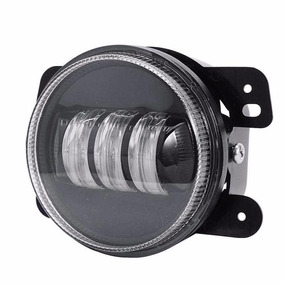 Faros De Niebla Led 4 Pulg Auxbeam Jeep Jk Cherokee Journey.